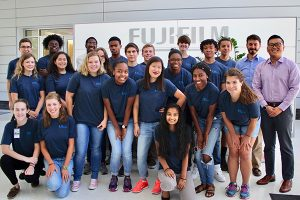 The Young Innovators Class of 2017